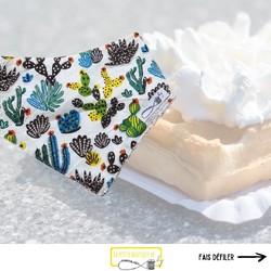 [ BAVOIRS ]   Gaufre chantilly, tartine de confiture, gâteau au chocolat, bonbons, glace, pâtes bolo ou salade de fruit, rien ne salira votre enfant grâce à nos grands bavoirs bandanas !  D'un côté, du coton Oeko-tex avec des jolis motifs qui donneront un look d'enfer à vos enfants au bord de la plage, au resto, ou au jardin pendant ces repas ! De l'autre côté, de l'éponge de bambou Oeko-tex qui essuiera en douceur leur bouille pleine de chocolat ou tout autre aliment 😉   Alors lequel est fait pour votre loulou ?   ATTENTION ! Tout petit prix pour ces bavoirs ! Ne tardez pas ce sont les derniers !  ---------------------------------------------------- 🌿La sardine verte 🍃Créations zéro déchet et accessoires 🌾Boutique: www.lasardineverte.com ---------------------------------------------------- #lasardineverte #creatricezerodechet #reduiresesdechets #accessoireszerodechet #zerodechetoupresque #faitmainenfrance #zerodechetwattrelos #madeinfrance #madeinhautsdefrance #reutilisable #lavable #ecologie #qualite  #faitartisanalement #bavoirbebe #bandana #oekotex #bambou #soldes #gouterenfant #repasenfant #vacancesenfant